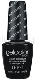OPI - GelColor - Black Onyx *BE BOLD COLLECTION 2008* #GCT02