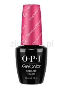 OPI - GelColor - Apartment for Two *BREAKFAST AT TIFFANY'S COLLECTION 2016* (C) #HPH04