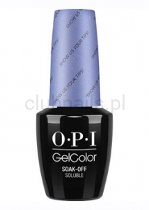 OPI - GelColor - Show Us Your Tips! *NEW ORLEANS COLLECTION 2016* (S) #GCN62