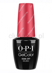 OPI - GelColor - She's a Bad Muffuletta! *NEW ORLEANS COLLECTION 2016* (C) #GCN56