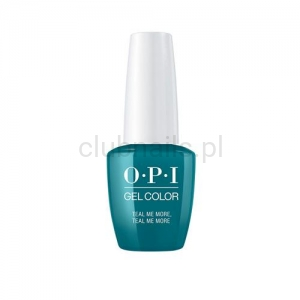 OPI Gel – (Grease Collection 2018) Teal Me More, Teal Me More – 15ml – #GCG45