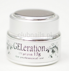 GELeration  - Clear Pink 15g
