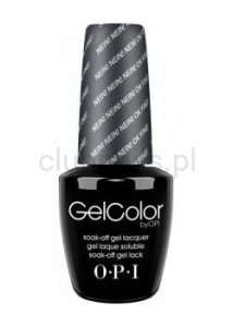 OPI - GelColor - Nein Nein Nein OK Fine *GERMANY COLLECTION 2012* #GCG21