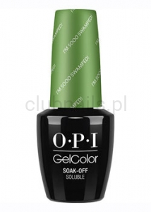 OPI - GelColor - I'm Sooo Swamped! *NEW ORLEANS COLLECTION 2016* (C) #GCN60