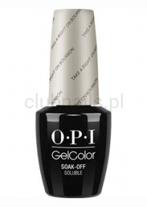 OPI - GelColor - Take a Right on Bourbon *NEW ORLEANS COLLECTION 2016* (P) #GCN59