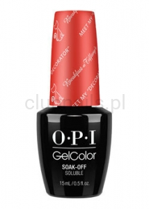 OPI - GelColor - Got the Mean Reds *BREAKFAST AT TIFFANY'S COLLECTION 2016* (C) #HPH08