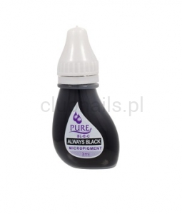 Pigment BioTouch  Pure Always Black 3ml