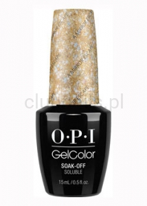 OPI - GelColor - A Mirror Escape *ALICE THROUGH THE LOOKING GLASS COLLECTION 2016* (GL) #GCBA6