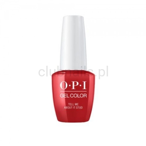 OPI Gel – (Grease Collection 2018) Tell Me About It Stud – 15ml – #GCG51