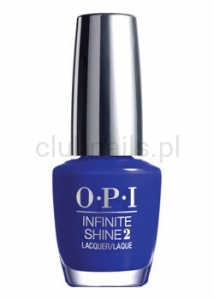 OPI - Indignantly Indigo *INFINITE SHINE 2014* #ISL17