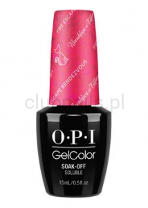 OPI - GelColor - Fire Escape Rendezvous *BREAKFAST AT TIFFANY'S COLLECTION 2016* (GL) #HPH09