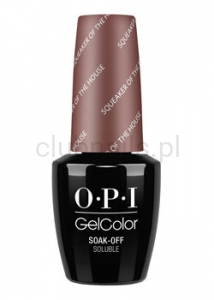 OPI - GelColor - Squeaker of the House *WASHINGTON DC COLLECTION 2016* (C) #GCW60