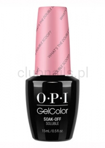 OPI - GelColor - Sailing & Nail-ing *RETRO SUMMER COLLECTION 2016* (C) #GCR70