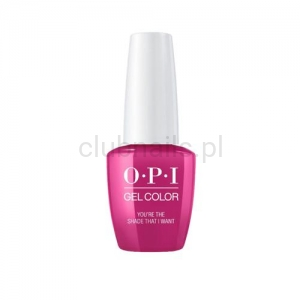 OPI Gel – (Grease Collection 2018) You're the Shade That I Want – 15ml – #GCG50