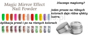 Magic Powder, Magiczny proszek 4g netto