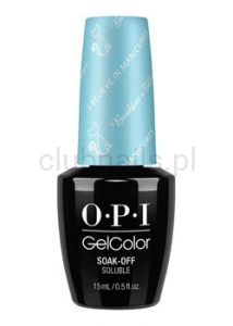 OPI - GelColor - I Believe in Manicures *BREAKFAST AT TIFFANY'S COLLECTION 2016* (C) #HPH01