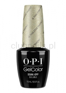 OPI - GelColor - Is This Star Taken? *STARLIGHT COLLECTION - HOLIDAY 2015* (GL) #HPG43