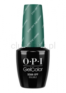 OPI - GelColor - Stay Off the Lawn!! *WASHINGTON DC COLLECTION 2016* (C) #GCW54
